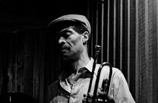 Thumbnail image of Woody Shaw, Bass Clef, London, 1987.