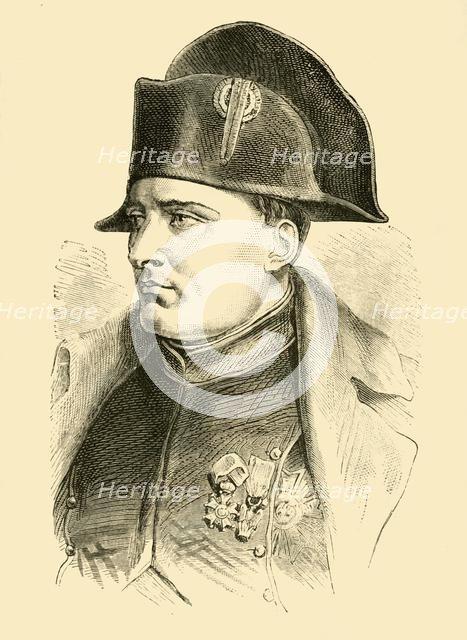 'Napoleon Bonaparte', c1800-1810, (1890). Creator: Unknown.