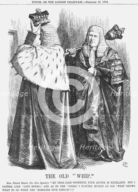 'The Old Whip', 1872. Artist: Joseph Swain