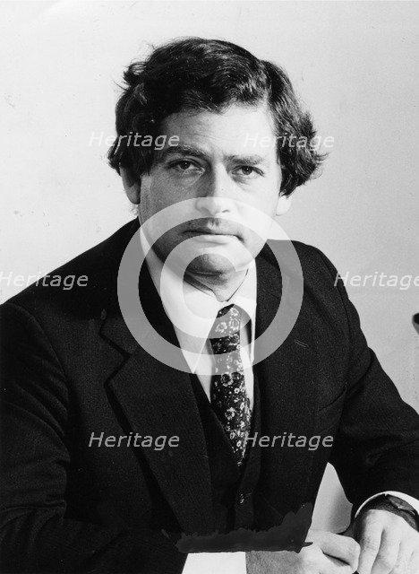 Nigel Lawson (1932- ), British, Chancellor of the Exchequer 1983-1989. Artist: Unknown