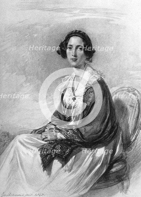Catherine Gladstone, wife of William Ewart Gladstone, (1928). Artist: Unknown