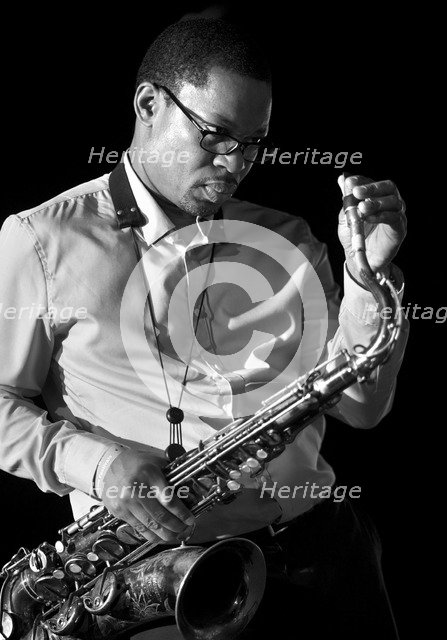 Ravi Coltrane, 2013. Artist: Alan John Ainsworth.
