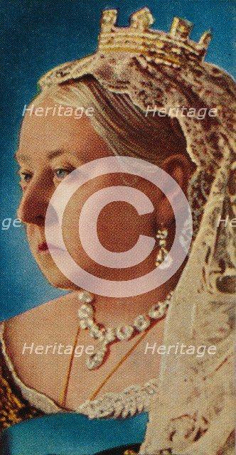 Queen Victoria, 1935. Artist: Unknown.