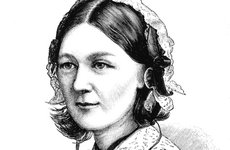 Thumbnail image of Florence Nightingale, 1870. Artist: Unknown