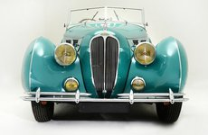 Thumbnail image of 1939 Delahaye Speciale Type 135 MS Artist: Unknown.