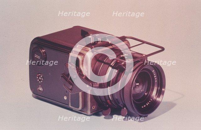 Hasselblad Lunar Surface Camera, 1969.  Artist: Viktor Hasselblad AB