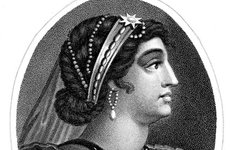 Thumbnail image of Cleopatra, Queen of Egypt, (1804).Artist: J Chapman
