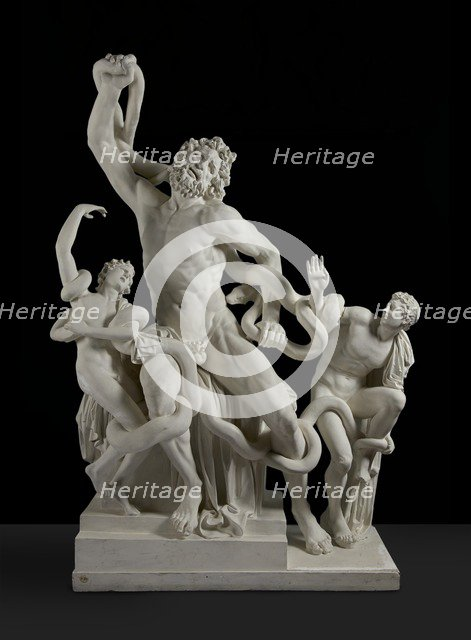 Laocoon group, from Esquiline Hill, Rome, c30 BC. Artist: Unknown.