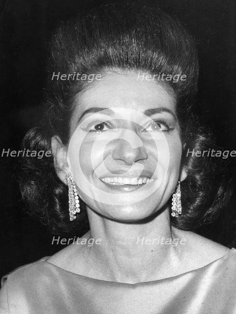 American-born Greek opera singer Maria Callas, c1970s(?). Artist: Unknown
