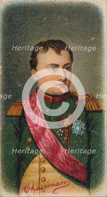 Napoleon Bonaparte (1769-1821), French general and Emperor, 1912. Artist: Unknown