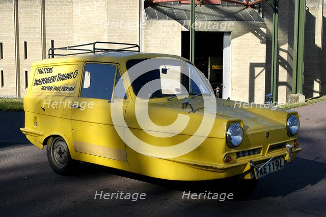 1971 Reliant Super Van III 'Only Fools and Horses' tv show. Creator: Unknown.