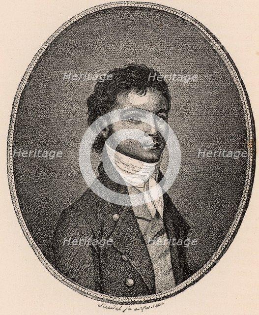 Ludwig van Beethoven (1770-1827), 1790s. Artist: Anonymous