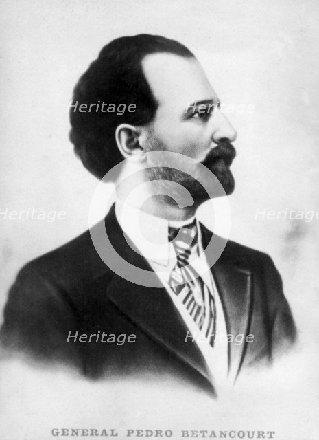 Pedro Betancour, (1859-1933), 1920s. Artist: Unknown