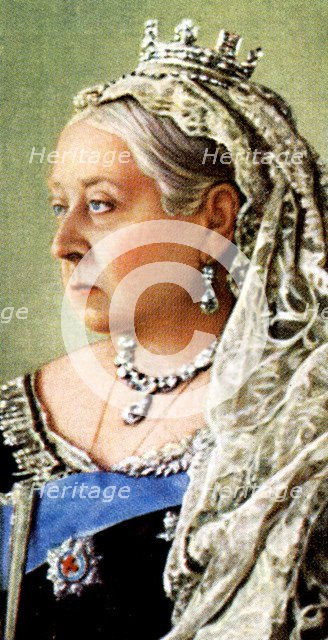 Queen Victoria, late 19th century. Artist: Unknown