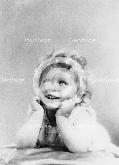 Princess Elizabeth (b1926), 1928. Artist: Marcus Adams