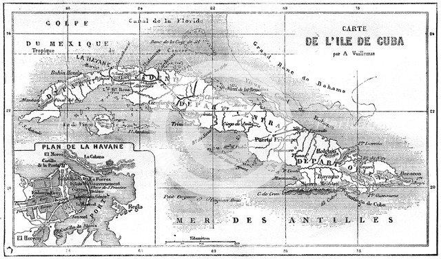 Cuba, 19th century. Artist: Unknown