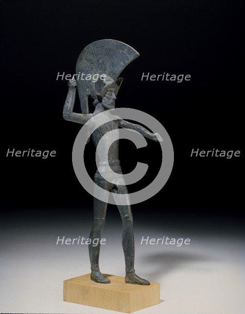 Statuette, 5th century BC. Artist: Unknown.