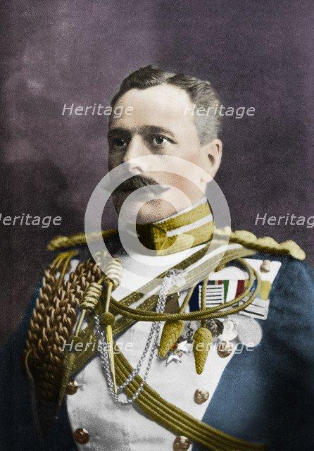 Field Marshal Sir Douglas Haig, British soldier, c1920.  Artist: HW Barnett.