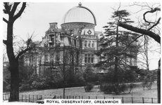 Thumbnail image of Royal Observatory, Greenwich, 1937. Artist: Unknown