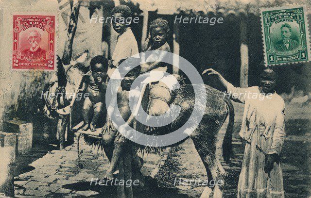'El Renacimiento de L. Pena y Ca. - Dragones y Zuleta - Habana', 1913. Artist: Unknown.