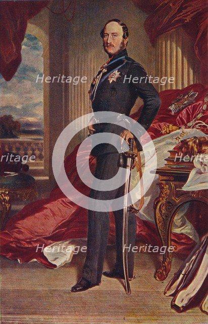 Albert, Prince Consort, 1859 (1906). Artist: Franz Xaver Winterhalter.
