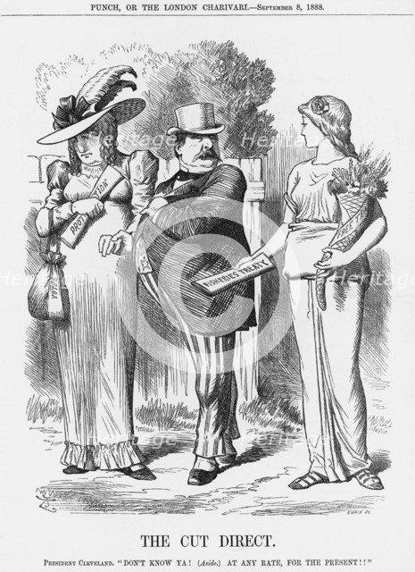 'The Cut Direct', 1888. Artist: Joseph Swain