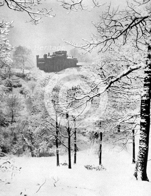 Wishaw House, North Lanarkshire, Scotland, 1924-1926.Artist: C Reid