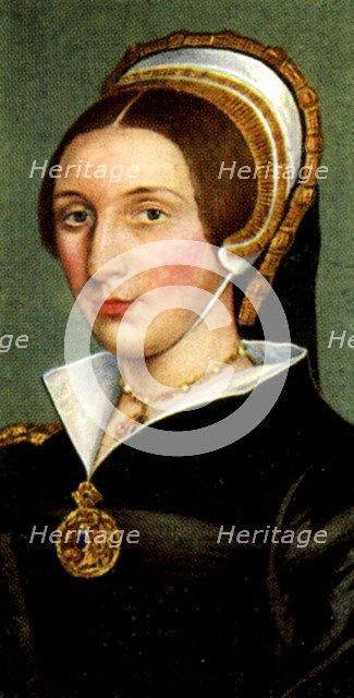 Catherine Howard. Artist: Unknown