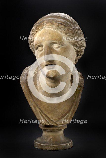 Head of Niobe, 1st century. Artist: Unknown.