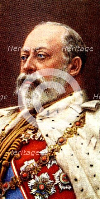 King Edward VII. Artist: Unknown
