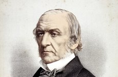 Thumbnail image of William Ewart Gladstone (1809-1898), British Liberal Statesman, c1880. Artist: Unknown