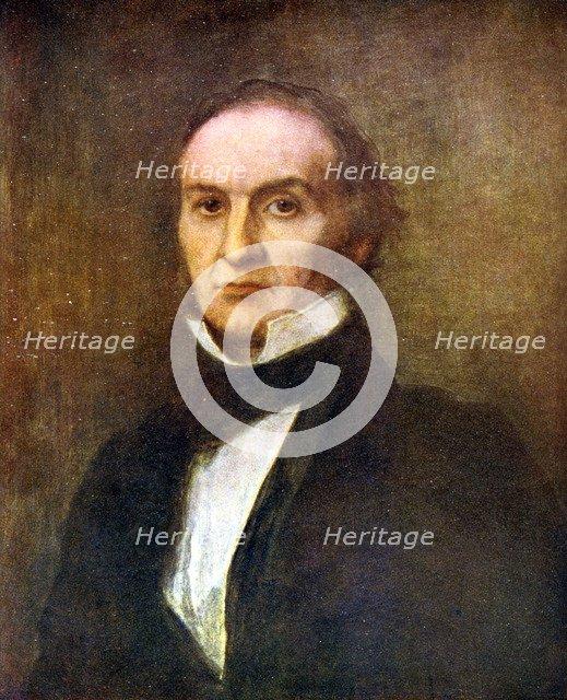 William Ewart Gladstone, 19th century British Liberal statesman and prime minister, c1905. Artist: Unknown