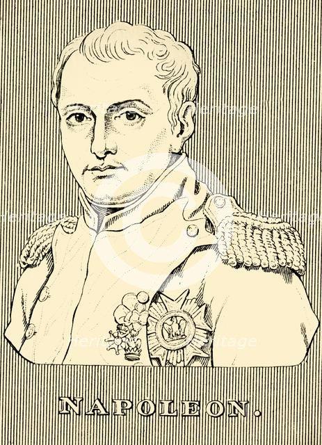 'Napoleon', (1769-1821), 1830. Creator: Unknown.