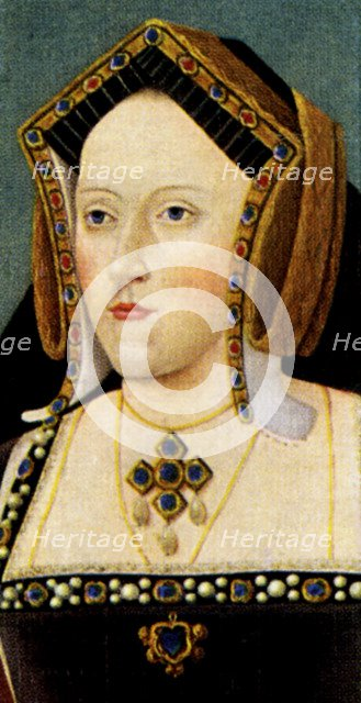 Catherine of Aragon. Artist: Unknown