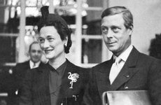 Thumbnail image of Duke and Duchess of Windsor, c1938. Artist: Unknown