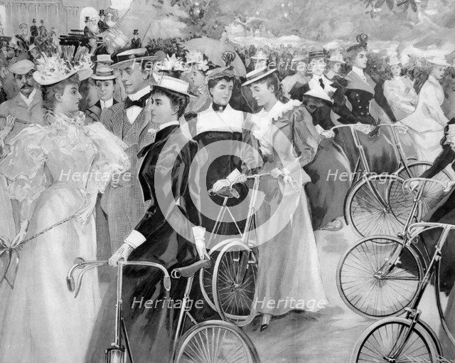 'We are Off', c1900. Artist: Unknown