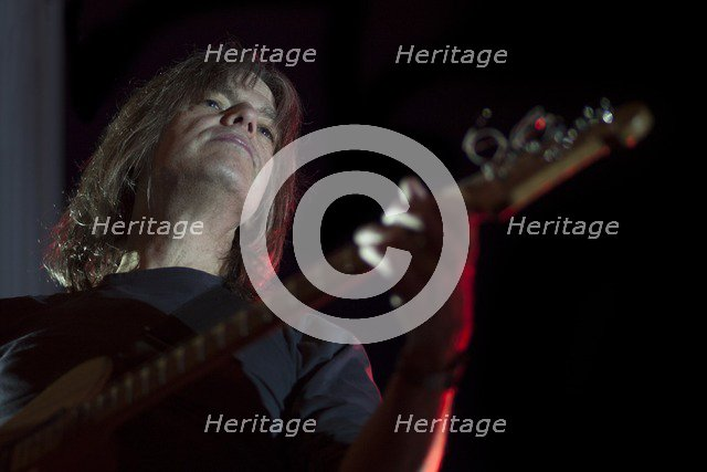 Mike Stern, 2013. Artist: Alan John Ainsworth.