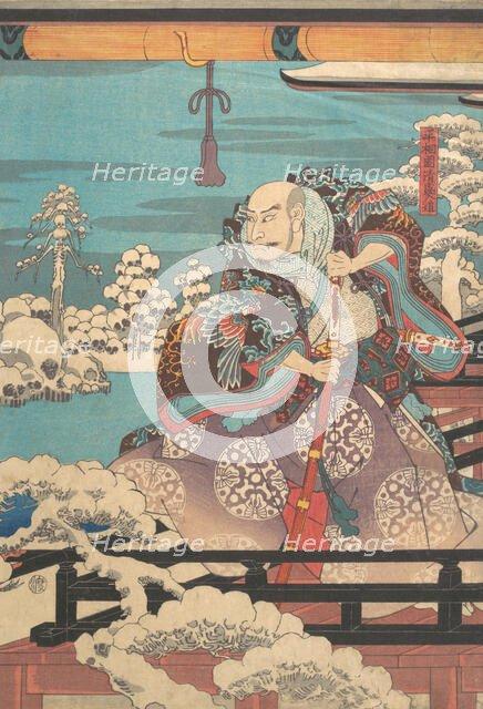 (Untitled), 19th century. Creator: Ando Hiroshige.