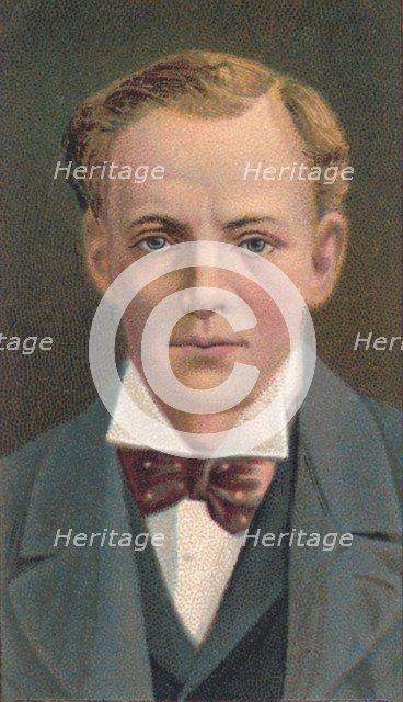 Winston Churchill (1874-1965), British prime minister, 1906. Artist: Unknown