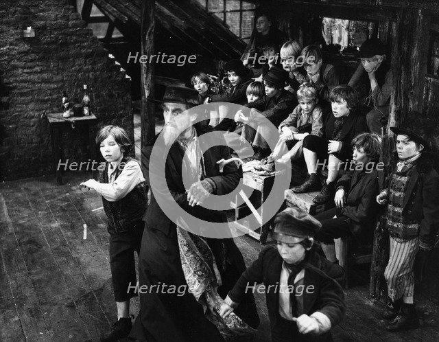 Ron Moody (1924- ), British actor, 1968. Artist: Unknown