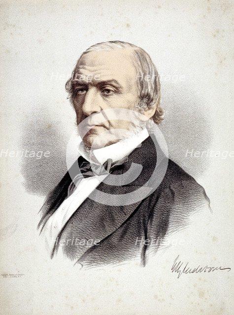 William Ewart Gladstone (1809-1898), British Liberal Statesman, c1880. Artist: Unknown