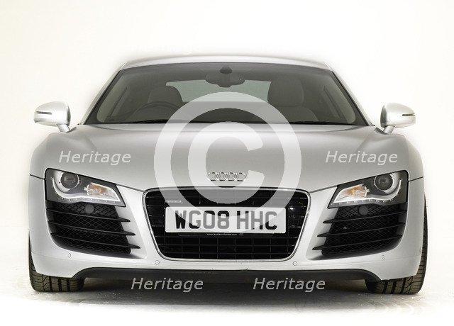 2008 Audi R8 Artist: Unknown.