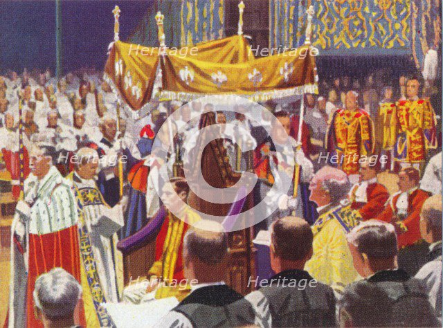 The Coronation of King George VI (1895-1952), 12  May 1937. Artist: Unknown