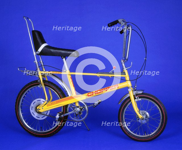 1976 Raleigh Chopper bicycle. Artist: Unknown.