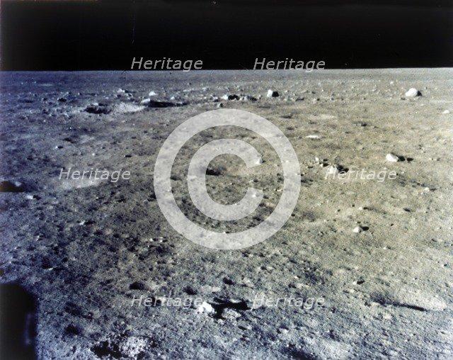 The surface of the Moon. Creator: NASA.